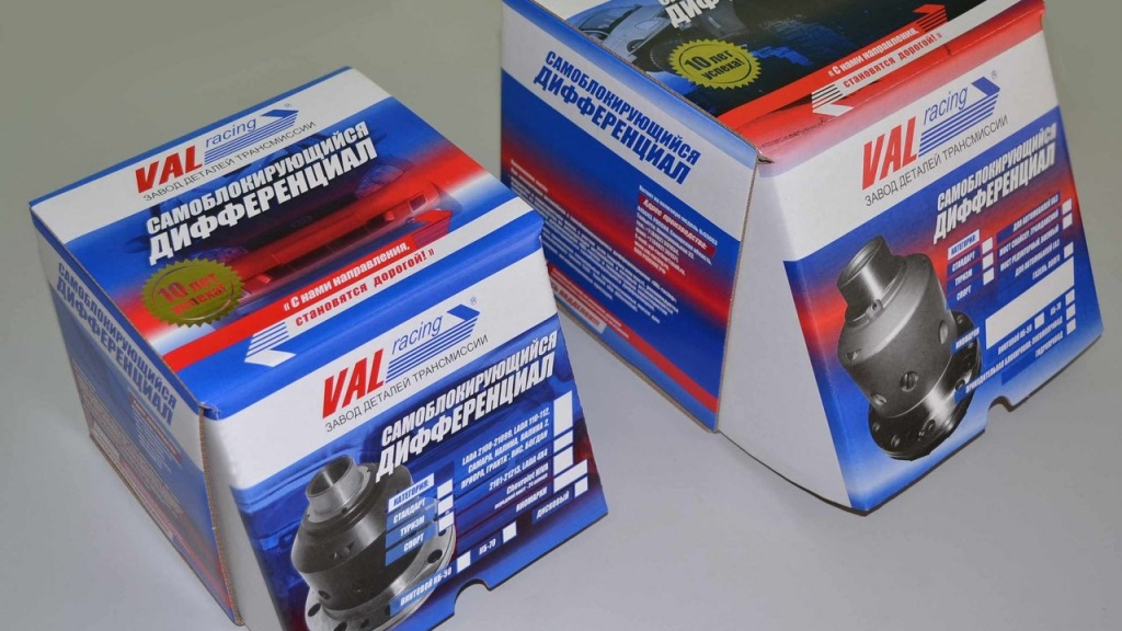 блокировка valracing на ниву