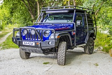 Тюнинг Jeep Wrangler Rubicon